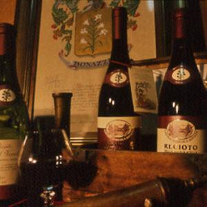 Bonazzi wine bottles
