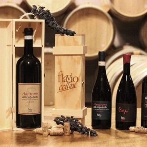 Wine bottles flavio cottini