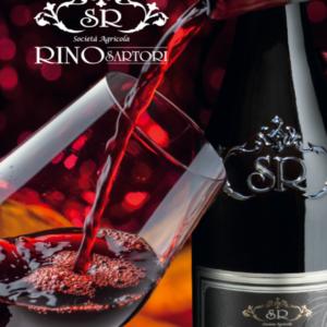 rino sartori wine bottles